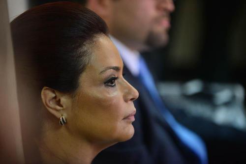 Roxana Baldetti integró la Comisión de Finanzas del Congreso que presidió Manuel Baldizón y por la que el Ministerio Público solicitó información. (Foto: Archivo/Soy502)