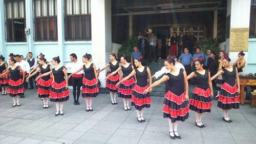 El Ballet Guatemala no podía faltar en esta presentación. (Foto: Ballet Moderno y Folklórico)