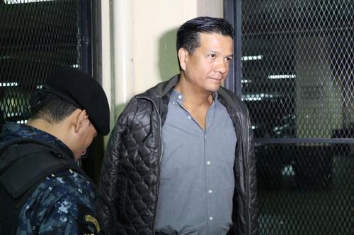 También fue detenido Eduardo José Liu, por un caso de lavado de dinero. (Foto: Alejandro Balán/Soy502)