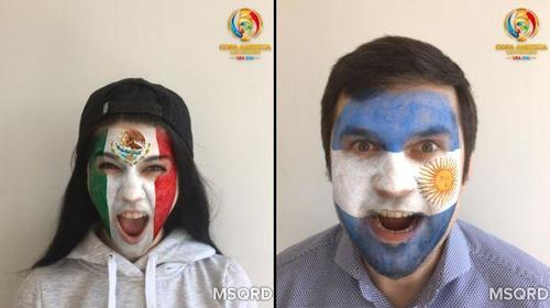 La app hará que los internautas demuestren su cariño y admiración hacia su equipo favorito.