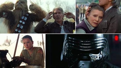 Las imágenes de la película se han hecho virales.