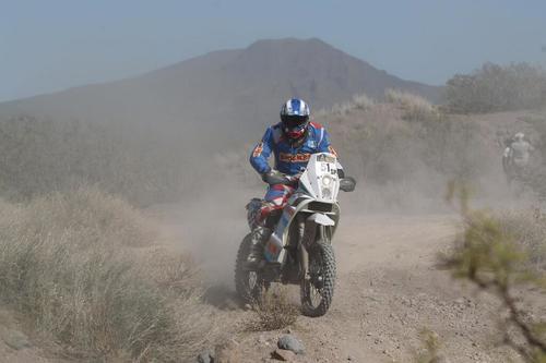 El piloto nacional, Francisco Arredondo, compite en su décima edición del Rally Dakar. (Francisco Arredondo)