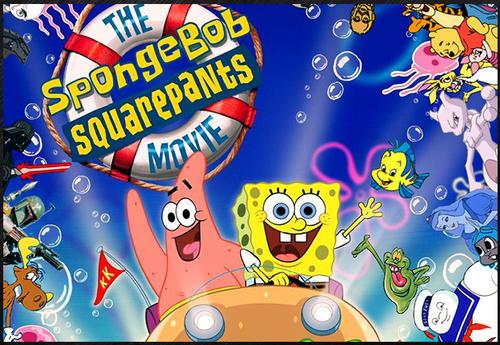 Bob Esponja: La película es una película de animación estrenada el 19 de noviembre del 2004.