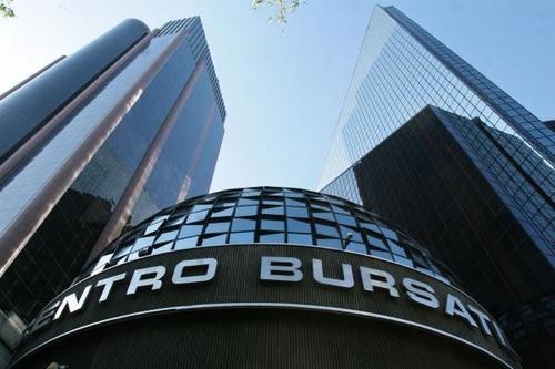 La bolsa de valores de México también se vio afectada por el anuncio de una posible guerra entre Ucrania y Rusa. (Foto: Archivo)