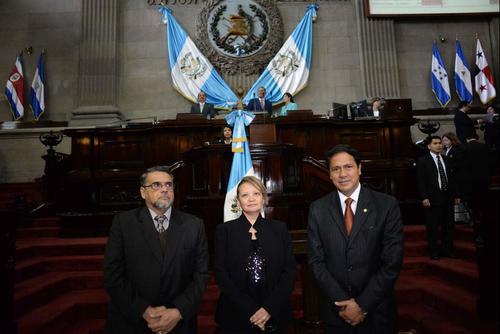 Brenda Quiñónez sustituyó a César Barrientos en la CSJ. (Foto: Archivo/Soy502)