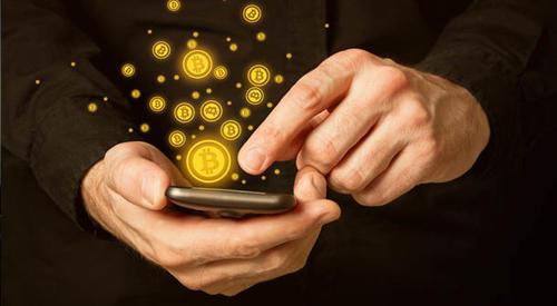 La moneda digital se puede transferir directamente entre teléfonos inteligentes o cualquier otro tipo de dispositivo para pagar a cambio de servicios. (Foto: Business Review)
