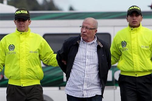 Phanor Arizabaleta Arzayús, socio de Otto Herrera, fue el último capo extraditado del cartel de Cali extraditado. También cumplió una condena en extremo reducida. (Foto: El Espectador).