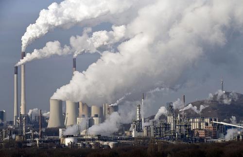 La contaminación del aire también es una de las causas de cáncer pulmonar. (Foto AP)