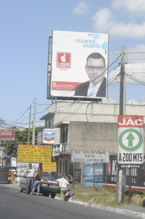 Para ganar las elecciones se necesita que los electores reconozcan la cara del candidato, que  sepan qué representa y que esa imagen les agrade. (Foto: Nuestro Diario).