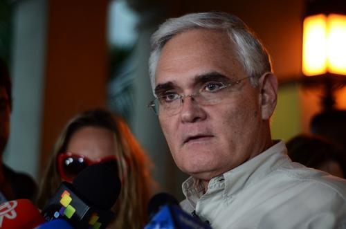 Jorge Quijano, administrador del Canal de Panamá, destacó que no se ha llegado a un acuerdo definitivo ya que aún existen diferencias entre ambas partes. (Foto: AFP)