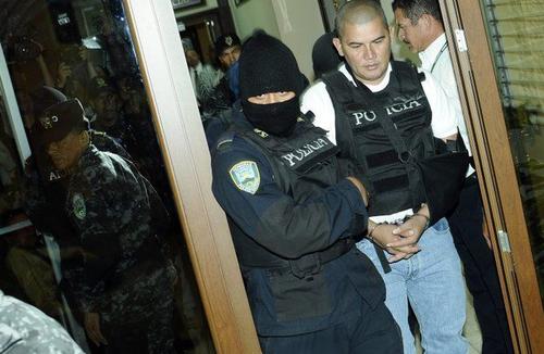 Mario Ponce Rodríguez fue capturado en 2011 en Honduras. (Foto: ContraPoder)