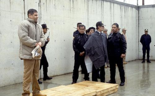 """Otto Herrera era un operador vital para uno de los principales narcotraficantes del mundo, Joaquín """"El Chapo"""" Guzmán, aquí mostrado al momento de su captura en 1993. (Foto: revista Proceso)"""