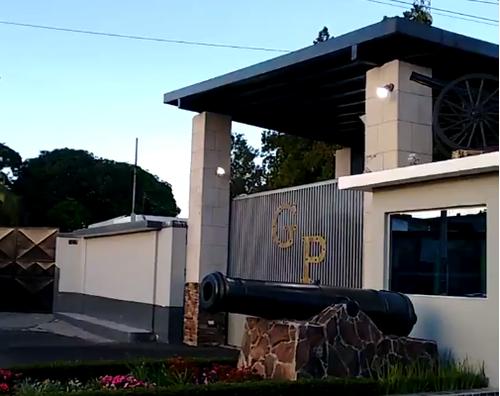 El Cuartel General de Matamoros está ubicado en la 5a. calle de la zona 1 capitalina. (Foto Wilder López/Soy520)