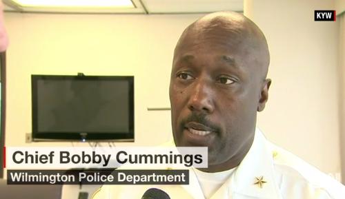 Cummings, jefe de la policía, aseguró que el joven estaba armado. (Foto: CNN)