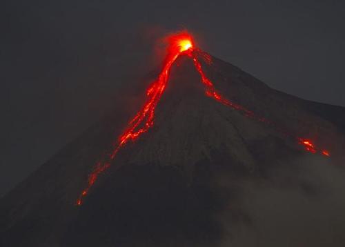 Erupción del 1 de julio de 2015. (Foto: EFE)