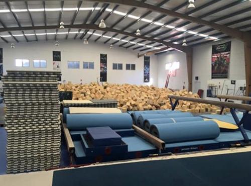 Las instalaciones de AGimnasia Tijuana fueron remodeladas en diciembre del año pasado; en este espacio entrenará Ana Sofía Gómez. (Foto: Facebook)