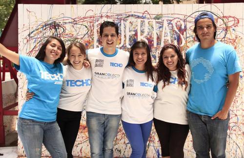La comunidad de Techo se ha ampliado en los últimos años. (Foto: Facebook)