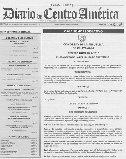 La ley fue publicada el pasado 8 de diciembre. (Foto: Diario Oficial)