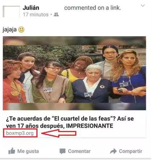 "El virus engancha con una imagen de la novela de ""Betty la fea"". (Foto: Semana)"