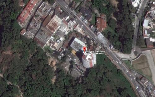 Ubicación del edificio en Google Maps. (Foto: Google)