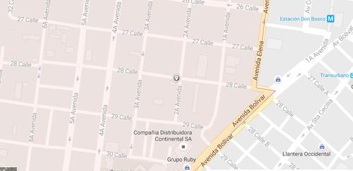 Mapa donde fue encontrada la serpiente. (Foto: Google)
