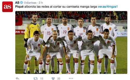 Algunos medios, especialmente los de Madrid, polemizaron más sobre el tema.