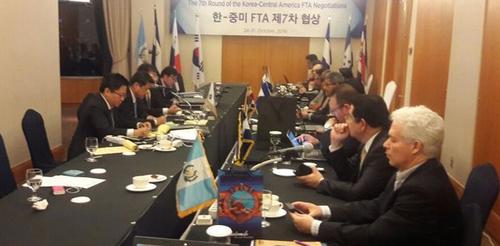 Imagen de las reuniones previas mantenidas. (Foto: Coexport El Salvador)