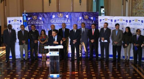 El gabinete de ministros está compuesto por 14 carteras. (Foto: Gobierno)