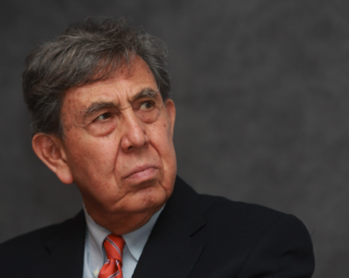 Cárdenas defiende que el terreno le pertenece a México. (Foto: O.M. Beteta)