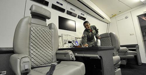 Existe un alto secretismo alrededor de estas aeronaves. (Foto: RT)