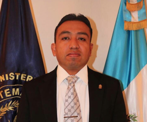 Rony Santos renunció el mismo día que fue nombrado como director del Sistema Penitenciario interino. (Foto: Archivo)