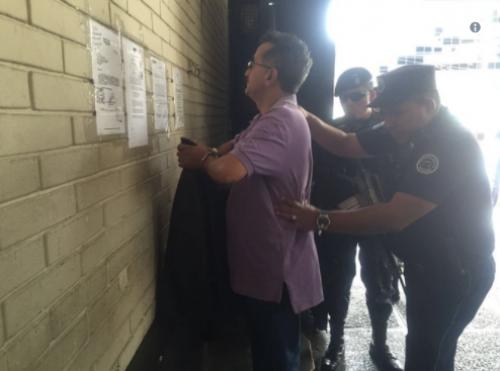 El asistente de Boussinot fue capturado el 16 de junio de 2016. (Foto: archivo/Soy502)