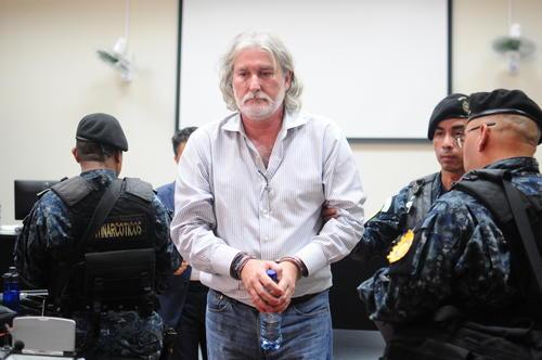 Juan José Suárez, gerente de TCQ, es acusado de estafa y se encuentra bajo arresto. (Foto: Wilder López/soy502)
