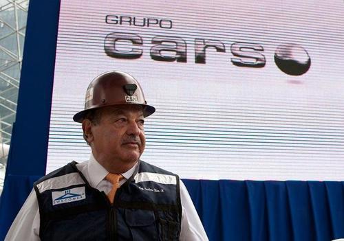 Grupo Carso, también vinculada a América Móvil pide el amparo ya que su empresa es netamente bursátil y, al igual que la anterior, carece de vínculos con la telefonía. (Foto: Archivo)