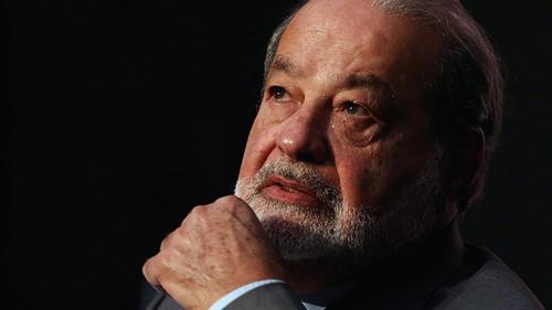Durante la campaña electoral, Carlos Slim hizo fuertes críticas hacia Donald Trump por sus comentarios sobre los inmigrantes mexicanos. (Foto: actualidad.rt.com)