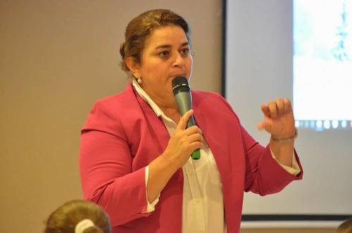 La agente fiscal del MP, Carmen Leonor Maldonado Cámbara, fue atacada a balazos cerca de su vivienda. (Foto: Facebook/Enfoque Noticias Jutiapa)