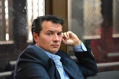 El empresario Diego Castillo fue el único beneficiado con la falta de mérito en el caso Cooptación del Estado. (Foto: Jesús Alfonso/Soy502)