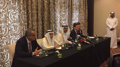 Este martes miembros de la Organización de países exportadores de petróleo (OPEP) decidieron congelar la producción a niveles de enero. (Foto: Agencias)