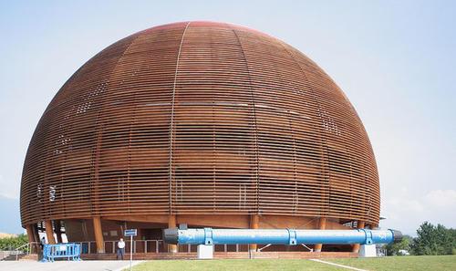 El CERN es el Laboratorio Europeo de Física de Partículas y el más grande del mundo. Se encuentra en Ginebra. (Foto: eldiario.es)