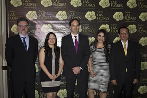 Directivos de Capillas Las Flores presentaron el megaproyecto que se espera revolucione el mercado funerario. (Foto: Soy502)