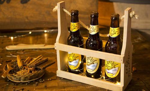 """""""Estamos renovando la marca que tiene más de 96 años de existir"""", explicó Nicolás Cofiño, gerente de marca. (Foto: Cortesía Cervecería Nacional)"""