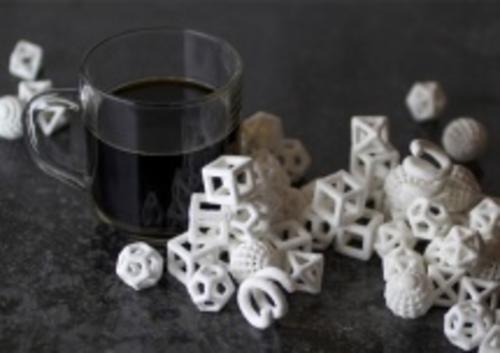 Estos son los dulces que la impresora ChefJet es capaz de elaborar. (Fuente: 3D Systems)