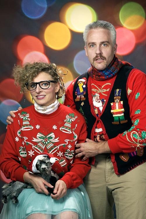 El suéter navideño nació en Estados Unidos en los años 80. (Foto: Crossfitwest10)