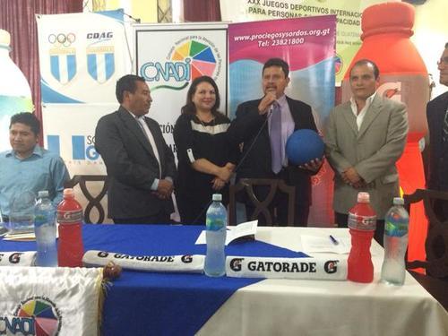 Los juegos se llevaron a cabo en la zona 5 capitalina del 14 al 16 de agosto. (Foto Twitter/@COGuatemalteco)