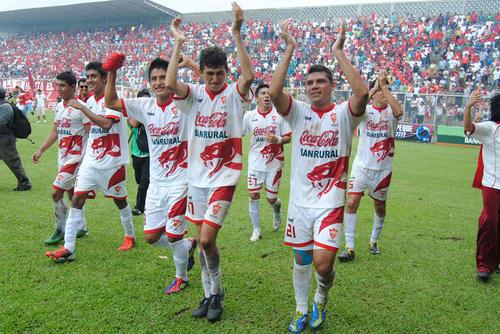 Coatepeque e Iztapa se convirtieron en los nuevos huéspedes de la Liga Nacional para el Torneo Apertura 2013. (Foto: Nuestro Diario)