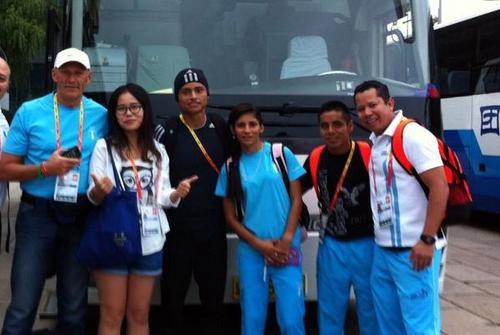 Siete representantes tendrá Guatemala en los eventos de marcha en Río 2016. (Foto: COG)