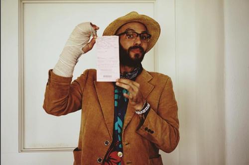 """Zachary Cole Fernández fue el autor del popular """"Hollyweed"""". (Foto: Instagram)"""