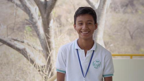 Léster, de 15 años, es la promesa de un mejor futuro para su familia. (Foto: George Rojas/Soy502