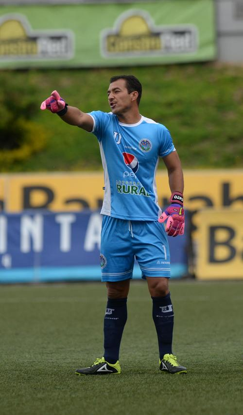 David Guerra era una de las opciones del técnico de la Selección, Walter Claverí, pero la lesión lo deja fuera. (Foto: Archivo)
