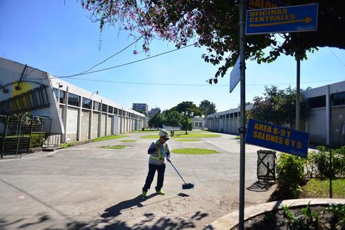 El Parque de la Industria pretende ser remodelado por dos entidades. (Foto: Jesús Alfonso/Soy502)